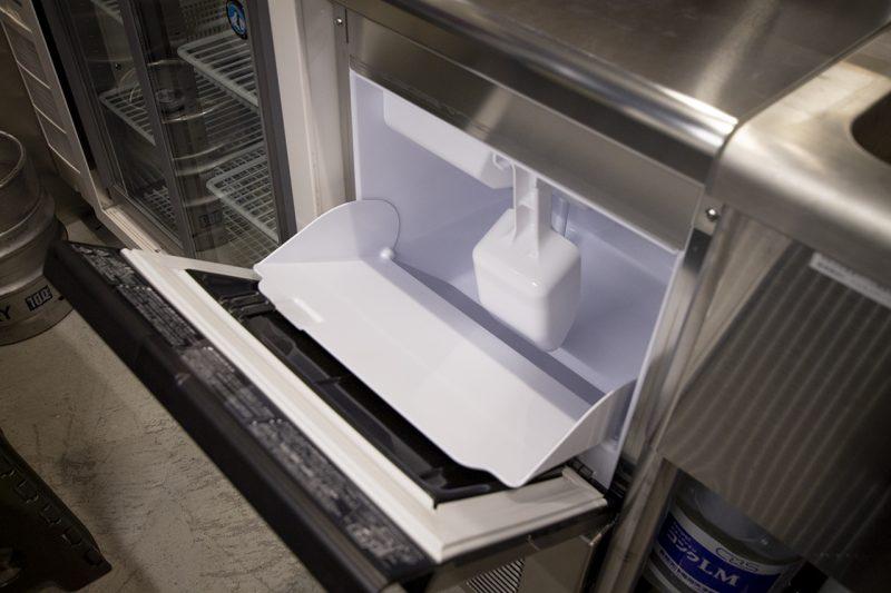 コトモノカフェ 製氷機