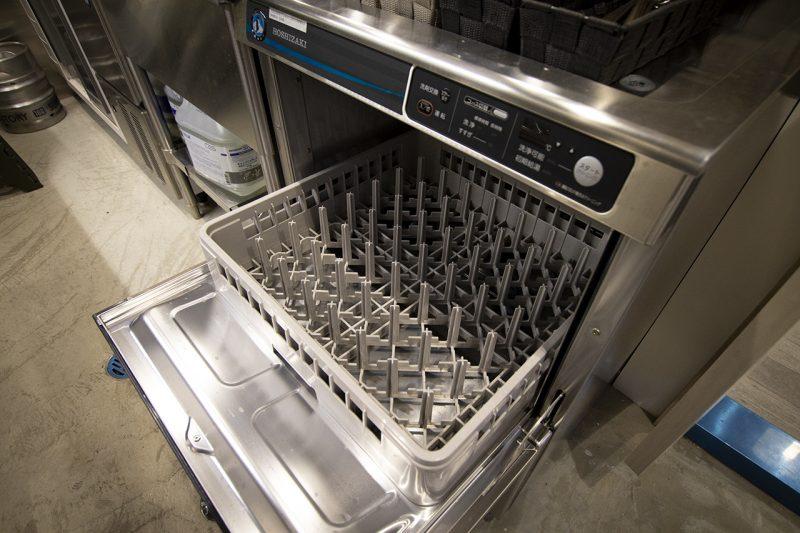 コトモノカフェ 食洗機