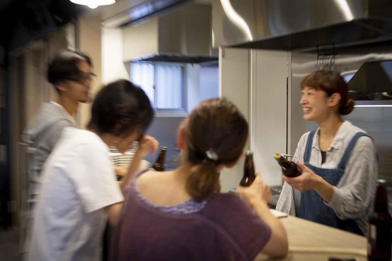 料理サークルや料理教室で腕を振るって