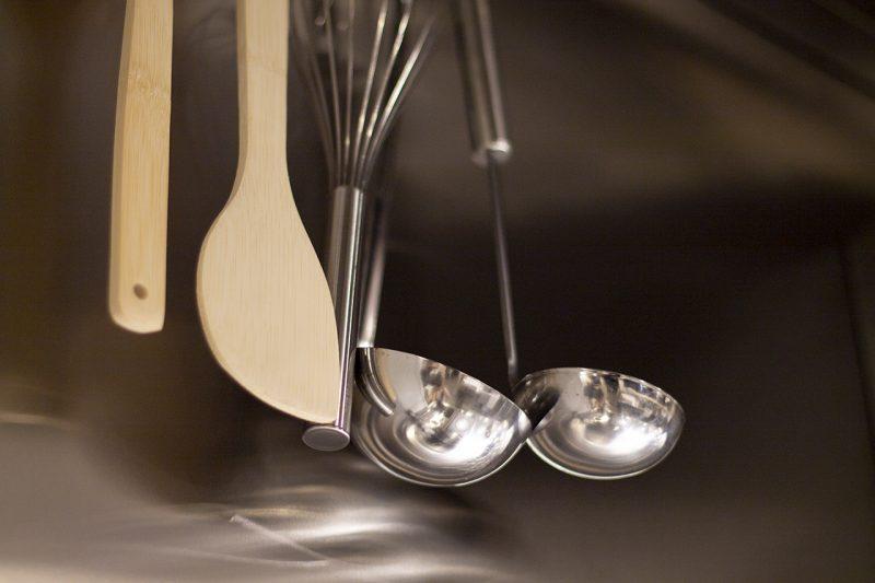 コトモノカフェ 調理器具
